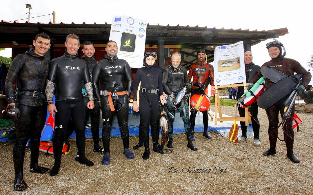 Grande partecipazione alla pescata sociale – Progetto CAR