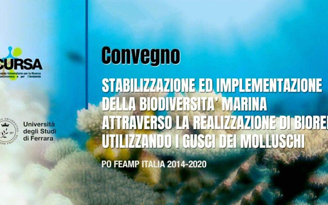 Economia circolare e tutela degli ecosistemi marini: presentati i risultati del Progetto Bioreef